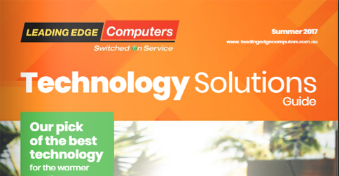 Leading Edge Computers Solutions Guide Summer 2017