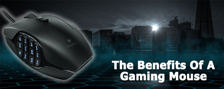 The Top Benefits of a Gaming Mouse!