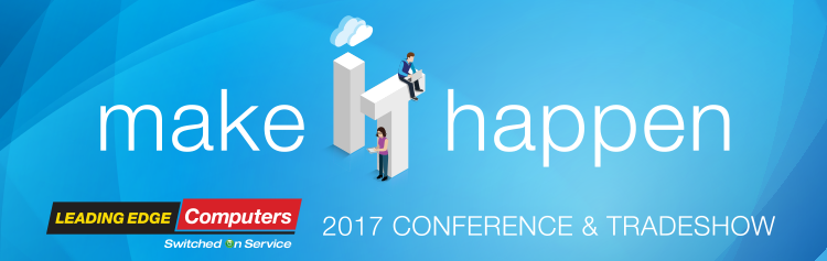2017 LEADING EDGE COMPUTERS CONFERENCE TRADESHOW